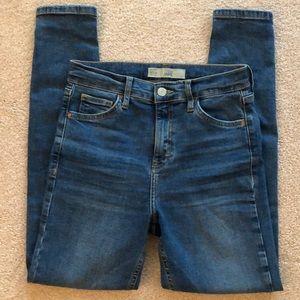Topshop Jaime Jeans, size 26x30